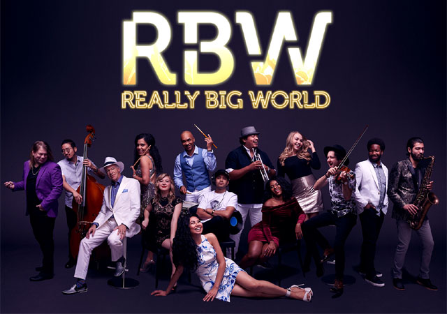 RBW - Really Big World