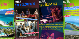 Rumberos Drums Presents 1st Symposium of Music and Dance