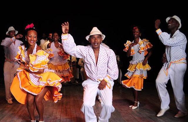 Ballet Folklorico Cutumba