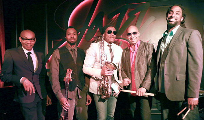 Caribbean Jazz Collective Band