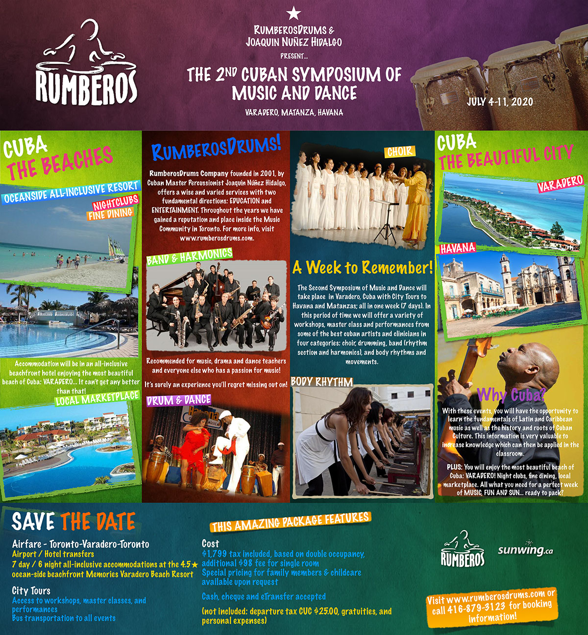 2nd Cuban Symposium of Music and Dance